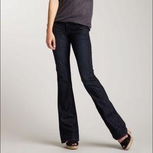 HUDSON Signature Dark Wash Bootcut Jeans